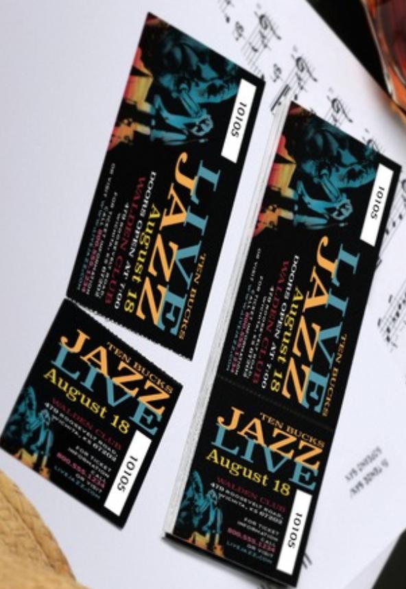 Tickets 6