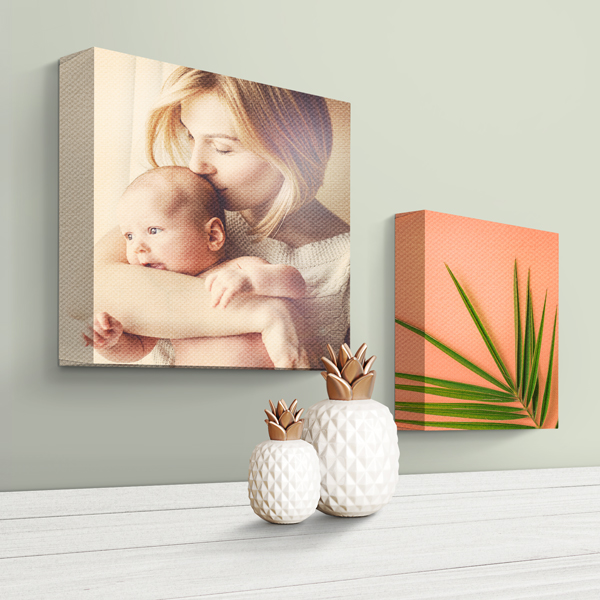 Canvas Printing with Gallery Frame