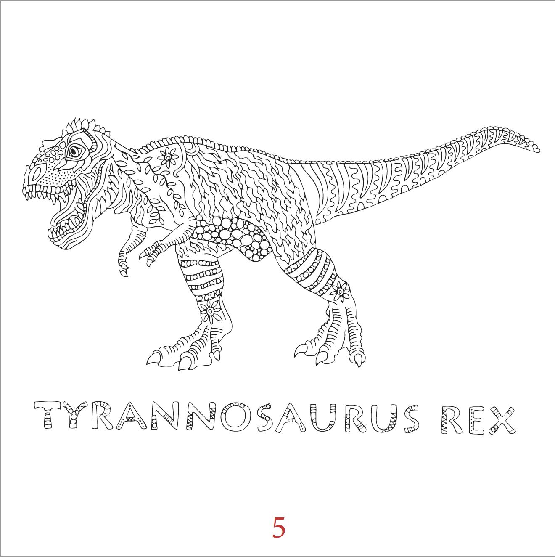 5 - T Rex